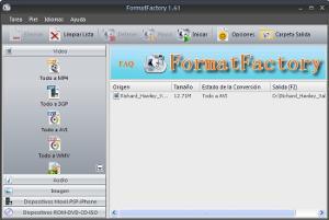 La factoria de los formatos