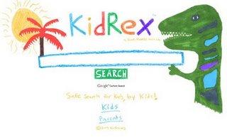 Kidrex: Buscador para niños